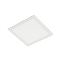 LED PANEL 48W 6400K 595x595mm WHITE FRAME