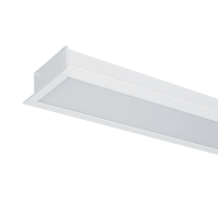 HIGH POWER LED PROFILE RECESSED S48 40W 4000K WHITE