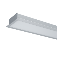 ULTRA THIN LED PROFILE RECESSED S36 22.5W 4000K GREY
