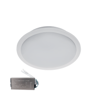LED PANEL OKRUGLI 10W 6500K IP65 SA PANIK BLOKOM