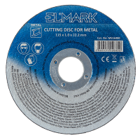 CUTTING DISK FOR METAL 115x1.0x22.2mm